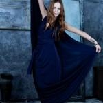 Фотосессия в красивых платьях
