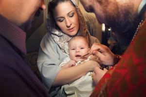 Фотограф на таинство крещение