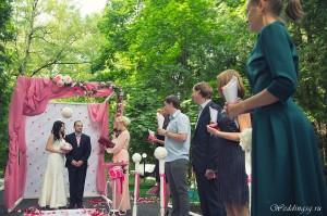 Фотограф на выездную свадьбу в Москве