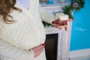 фотосессия для беременных в Одинцово