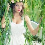 летние фотопортреты
