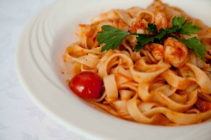 фотосъемка еды для рекламы